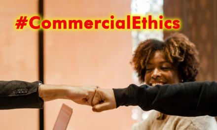 Ética comercial