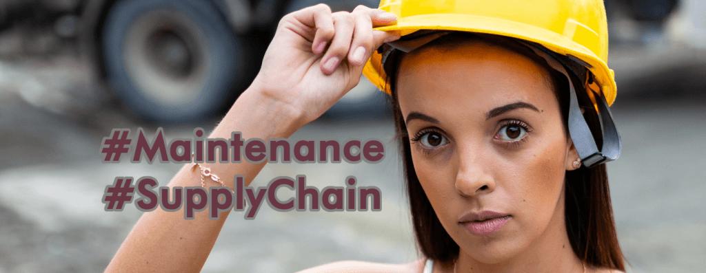mantenimiento cadena de suministro