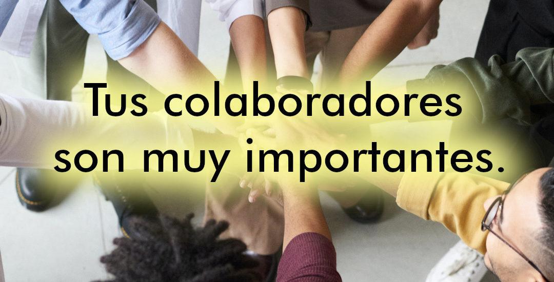 Que tus colaboradores busquen nuevos prospectos y mantengan clientes.