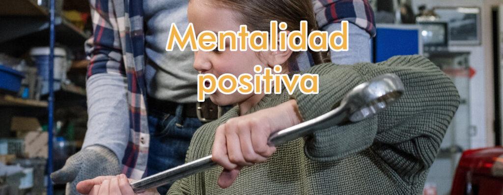 mentalidad positiva en los negocios
