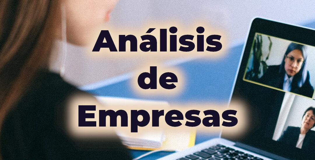 análisis de empresas por videoconferencia