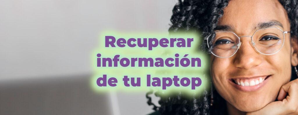 recuperar informacion