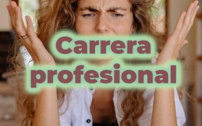 Cuidado, si tu carrera profesional suma cero debes hacer cambios ya.