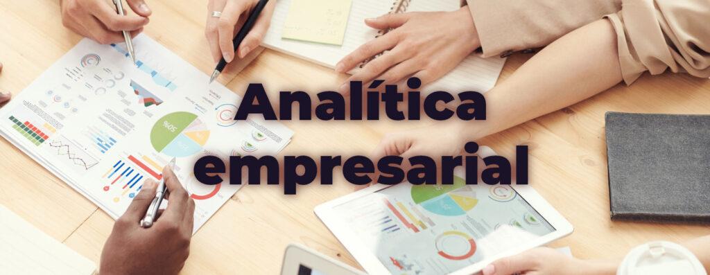 analítica empresarial