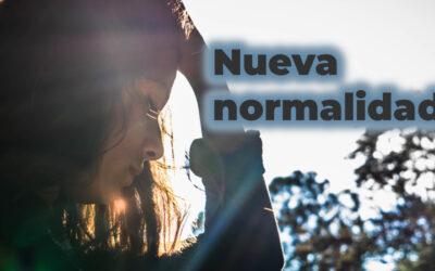 La nueva normalidad, te hace sentir abrumada y sin saber que hacer.