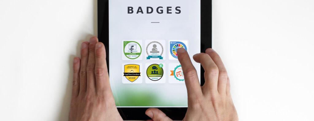 insignias digitales
