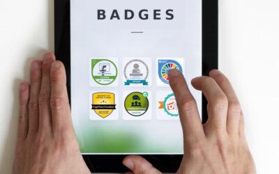 Insignias digitales. Reconocimiento a las competencias profesionales en el siglo 21.